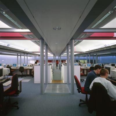 Computer Centre, Merchiston Campus, Napier University, Edinburgh