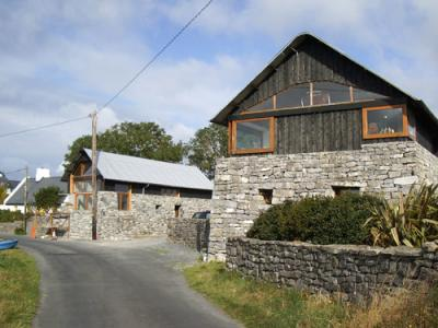 Annexe at Killeenaran, County Galway, Ireland