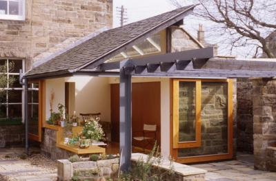 House Extension - Tantallon Place, Edinburgh
