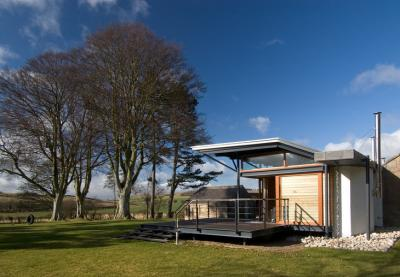 House Extension For A Holiday Cottage, Wooler, Northumberland