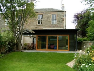 House Extension, Seton Place, Edinburgh