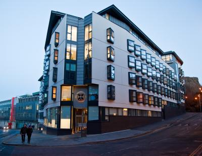 Postgraduate Housing for The University of Edinburgh, Holyrood Road, Edinburgh