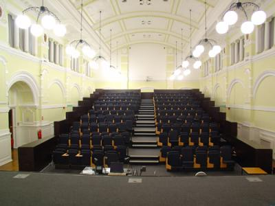 University of East London - Lecture Theatre in the Great Hall