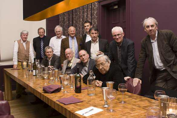 Royal Scottish Academy Architect Fellows Dinner