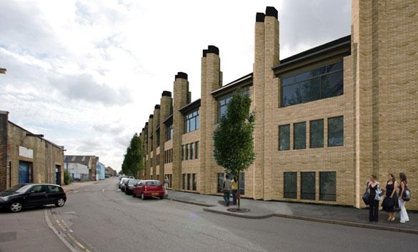 Anglia Ruskin University, Young Street, Cambridge