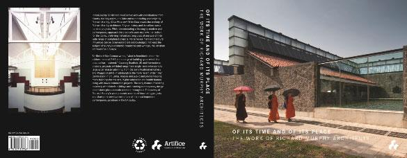 Cover of Richard Murphy Architects' Book
