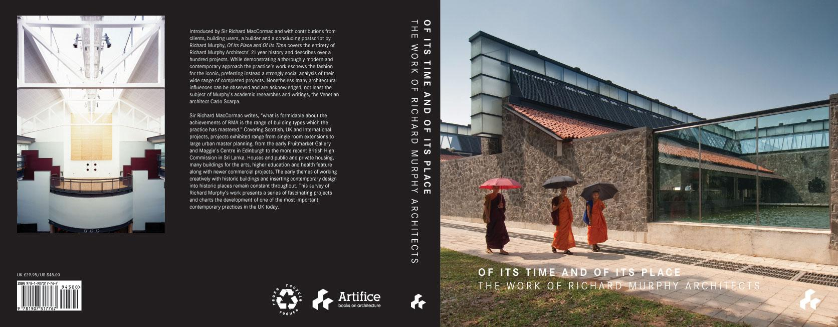 "New Book ""Of Its Time and of Its Place"""