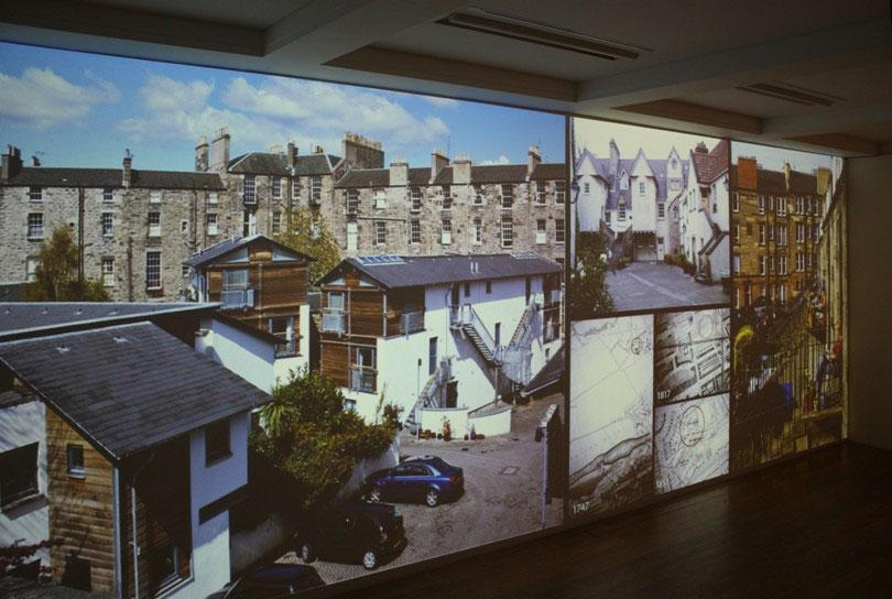 Richard Murphy Architects' Exhibition at The Royal Scottish Academy