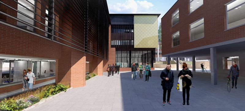 Science faculty building receives approval at Anglia Ruskin University